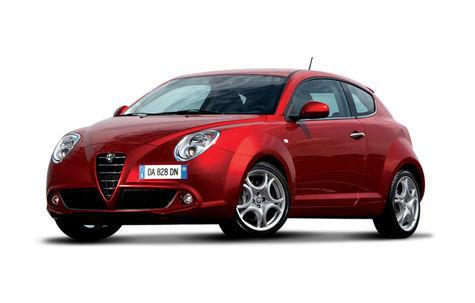 Alfa Romeo MiTo (2008-2014)