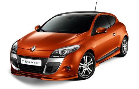 Renault Megane Coupe (2008)