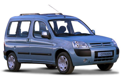 Citroen Berlingo First Combi (2002-2008)