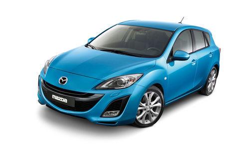 Mazda 3 (2009-2013)