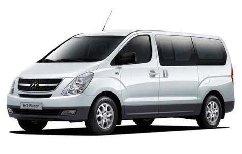 Hyundai H-1 (2008-2011)