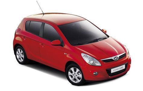 Hyundai i20 (2008-2012)