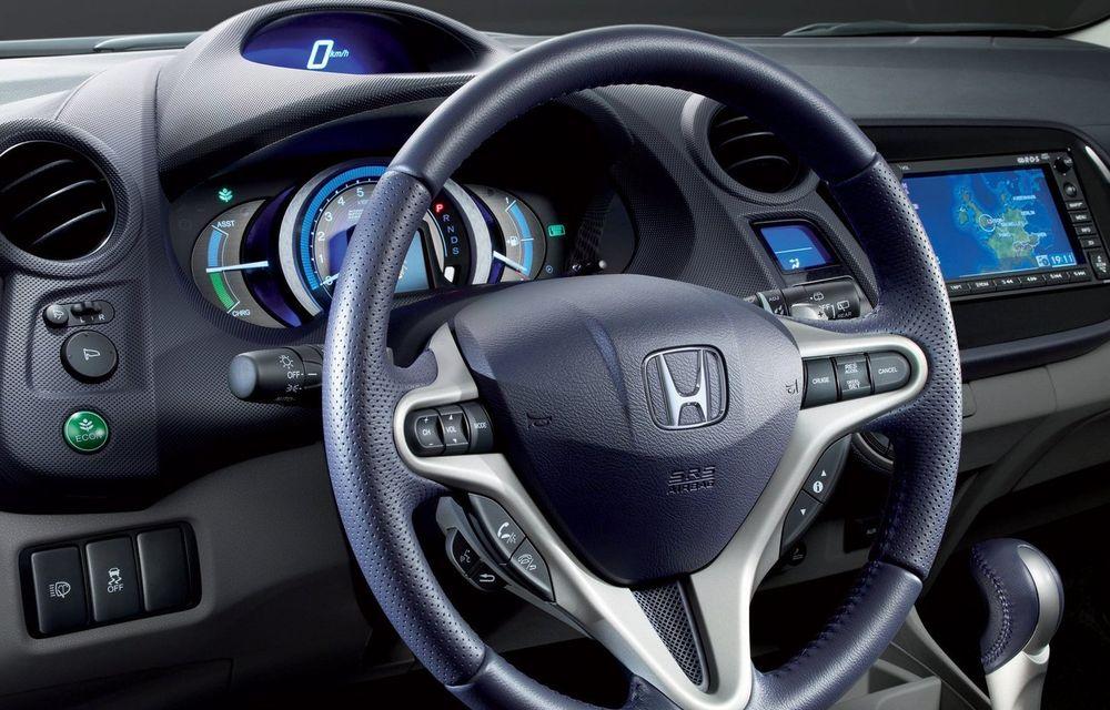 Honda ar putea renunţa la comercializarea modelelor Insight şi CR-Z în Europa - Poza 2