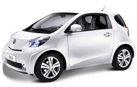 Toyota iQ (2008)