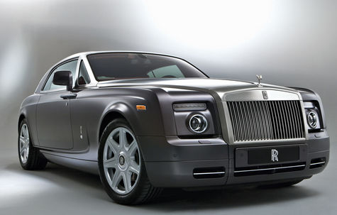 Rolls-Royce Coupe (2008)