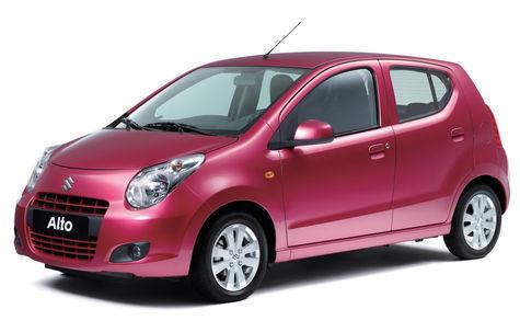 Suzuki Alto (2010-2013)