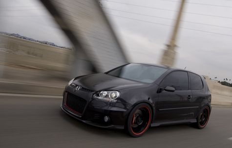 Volkswagen R GTI Concept