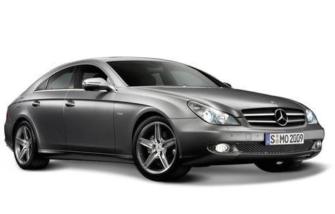 Mercedes-Benz CLS Grand Edition (2009)