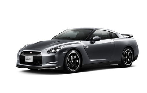 Nissan GTR Spec V