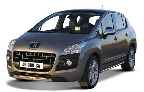 Peugeot 3008 (2009)