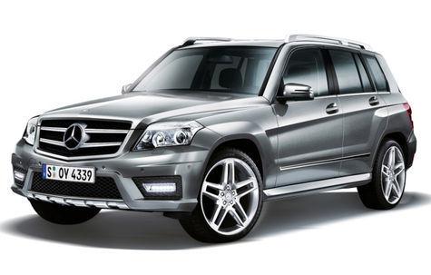 Mercedes-Benz GLK (2009-2012)