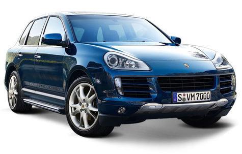 Porsche Cayenne Diesel (2007)