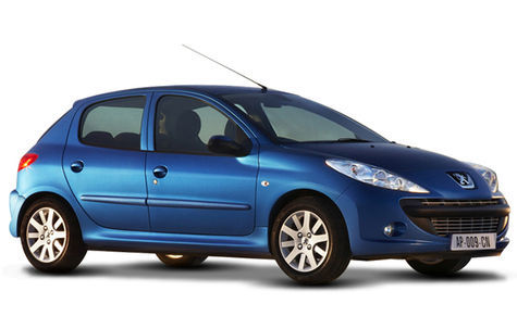 Peugeot 206 Plus (2009)