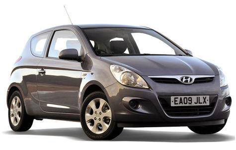 Hyundai i20 3 usi (2008-2012)