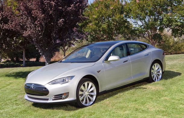 Tesla aniversează producţia a 1.000 unităţi Model S - Poza 3