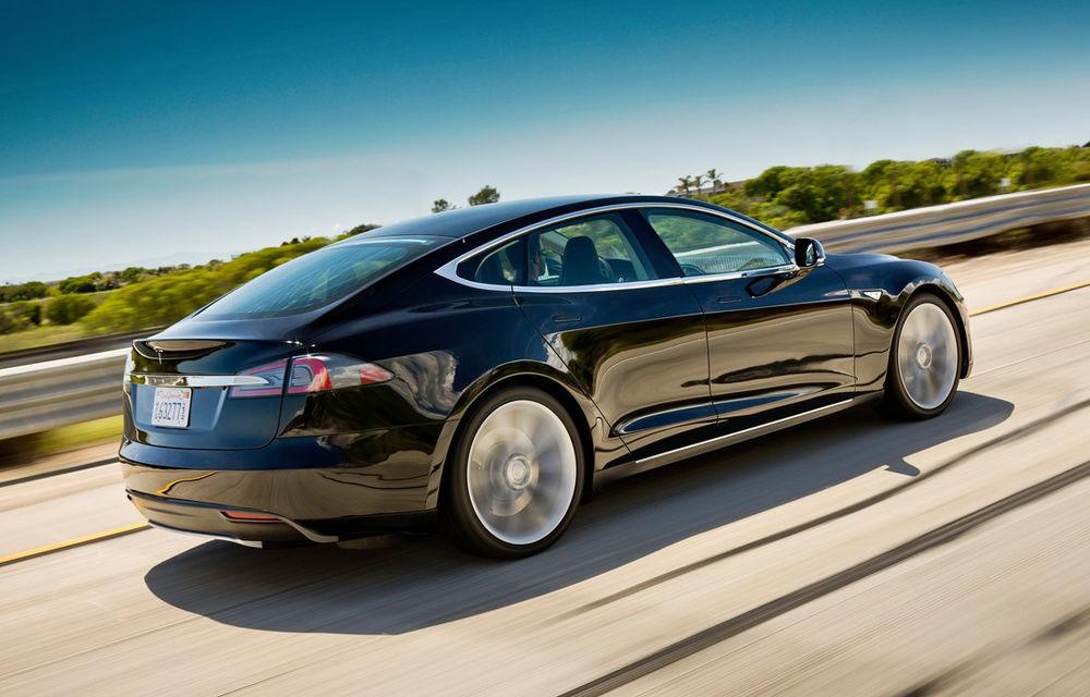 Tesla vrea să vândă 10.000 de maşini electrice pe an în Germania - Poza 2