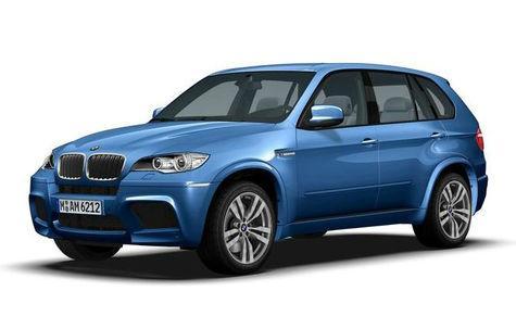 BMW X5 M (2009-2012)