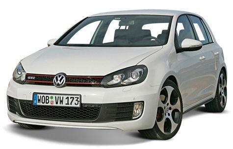 Volkswagen Golf 6 GTI (2009-2013)