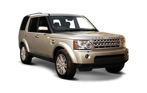 Land Rover Discovery 4 (2009-2012)