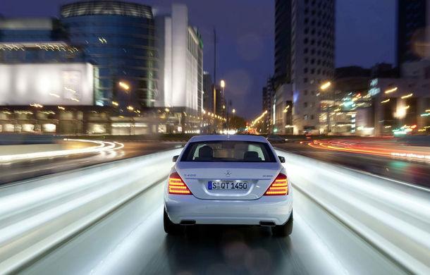 Mercedes reduce producţia lui S-Klasse din cauza cererii reduse - Poza 2