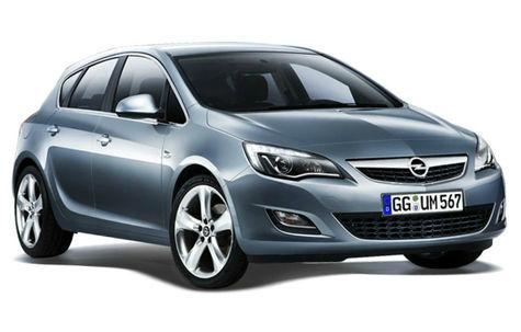 Opel Astra (2009-2012)