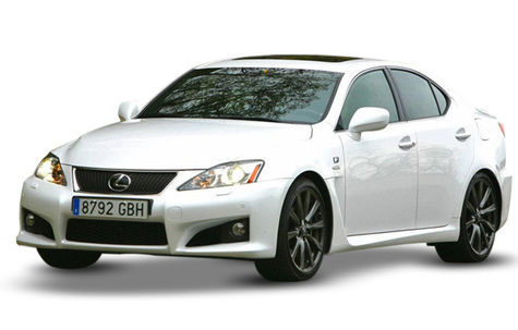 Lexus IS-F (2009)