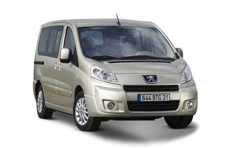 Peugeot Expert Tepee (2012)