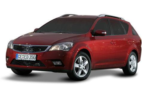 Kia Cee'd Sporty Wagon (2009)