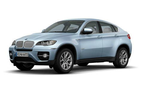 BMW X6 ActiveHybrid (2009-2012)
