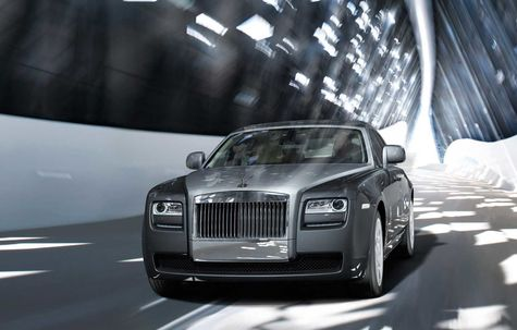 Rolls-Royce Ghost (2010)