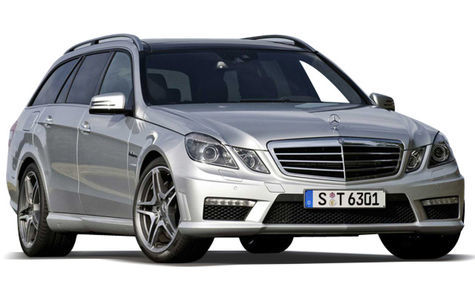 Mercedes-Benz E 63 AMG Estate (2011-2013)