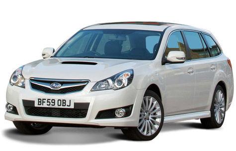Subaru Legacy Tourer (2009-prezent)