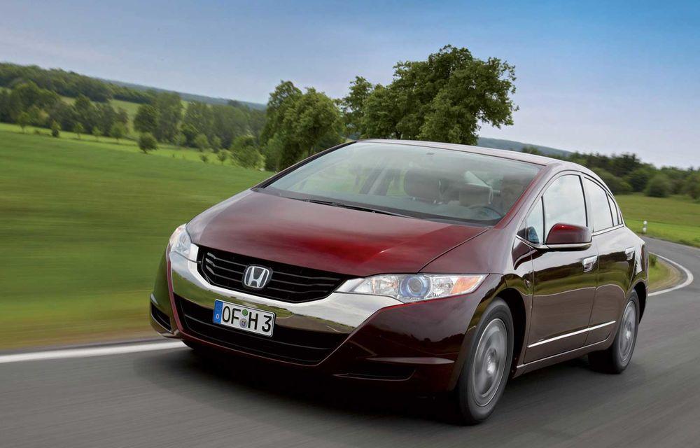 Honda şi General Motors vor dezvolta împreună vehicule alimentate cu hidrogen - Poza 6