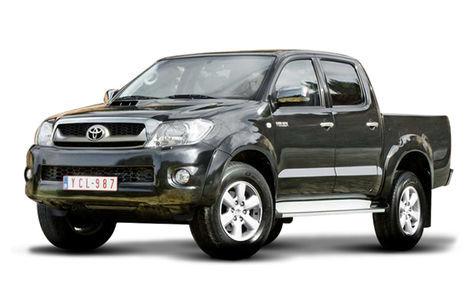 Toyota Hilux Cabina Dubla (2009)
