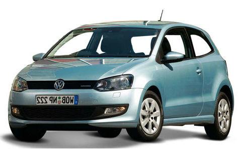 Volkswagen Polo Bluemotion (2006-2010)