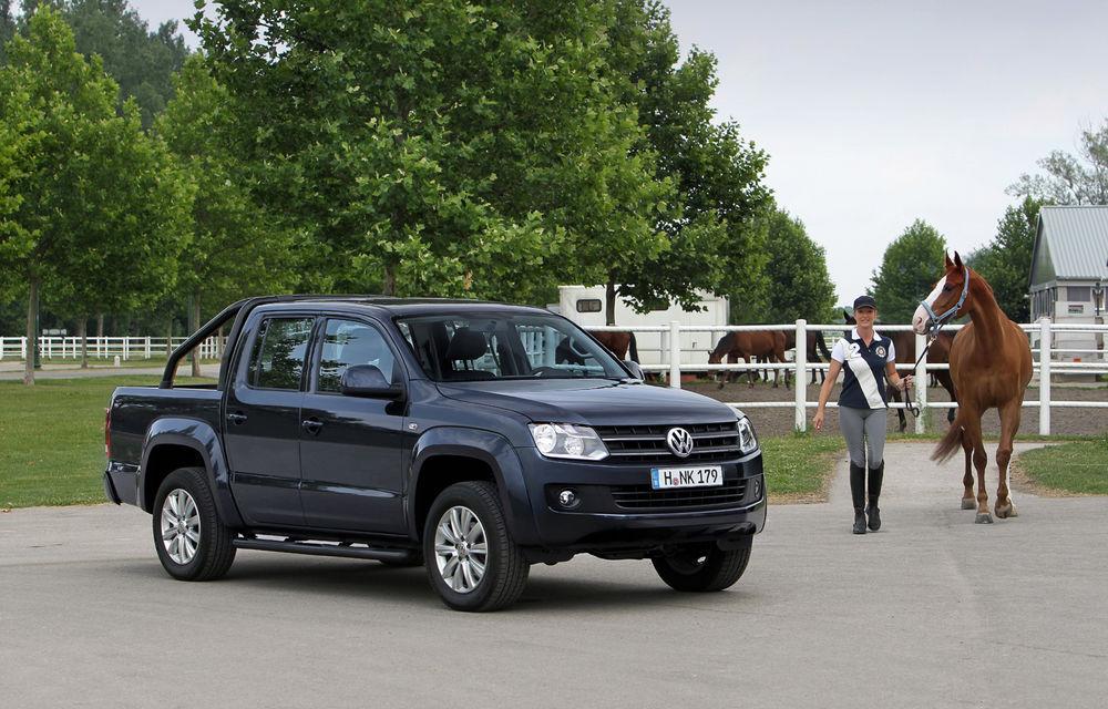 Volkswagen Amarok BiTDI a devenit mai puternic şi este oferit şi cu o transmisie automată - Poza 3