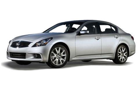 Infiniti G37 facelift (2008-2014)