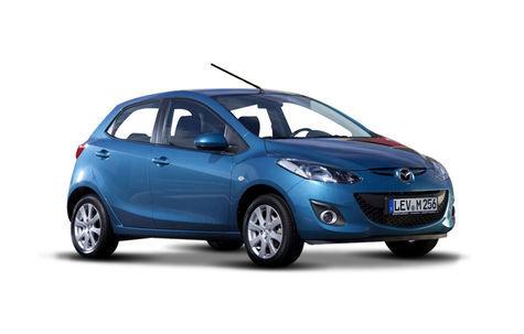 Mazda 2 (2010-2014)