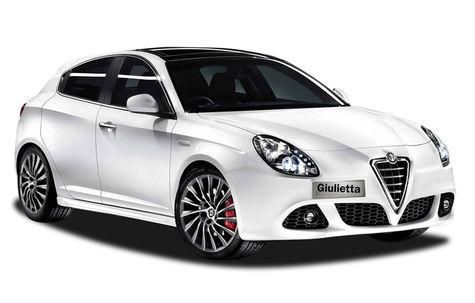 Alfa Romeo Giulietta (2010-2013)