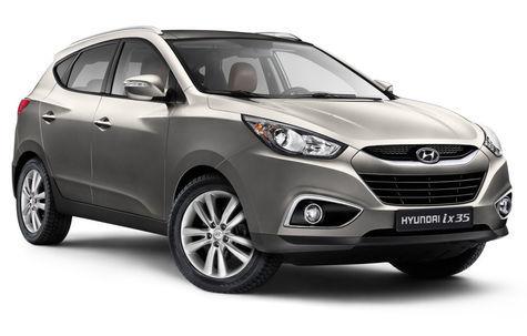 Hyundai ix35 (2009-2013)