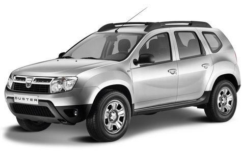Dacia Duster (2009-2013)