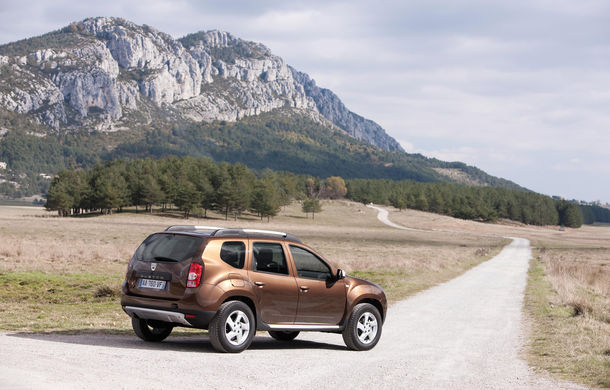 Dacia va produce la Mioveni şi versiunea cu volanul pe dreapta a lui Duster - Poza 2