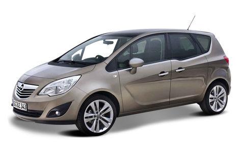 Opel Meriva (2010-2012)