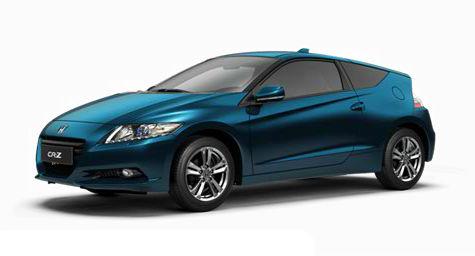 Honda CR-Z (2010-2013)