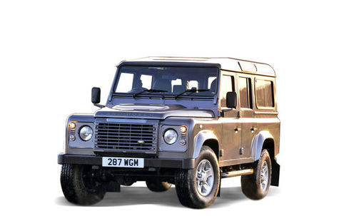 Land Rover Defender 110 (2010-2016)