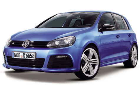 Volkswagen Golf R (2010-2014)