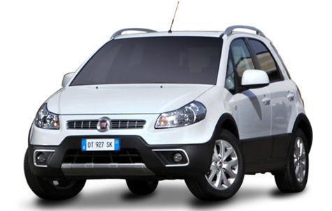 Fiat Sedici (2009)