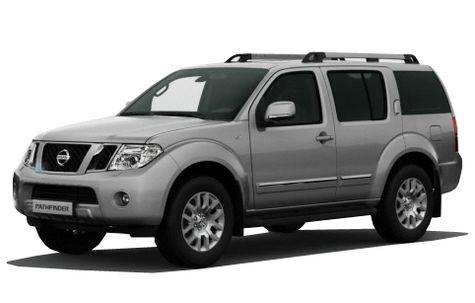 Nissan Pathfinder (2010-2015)