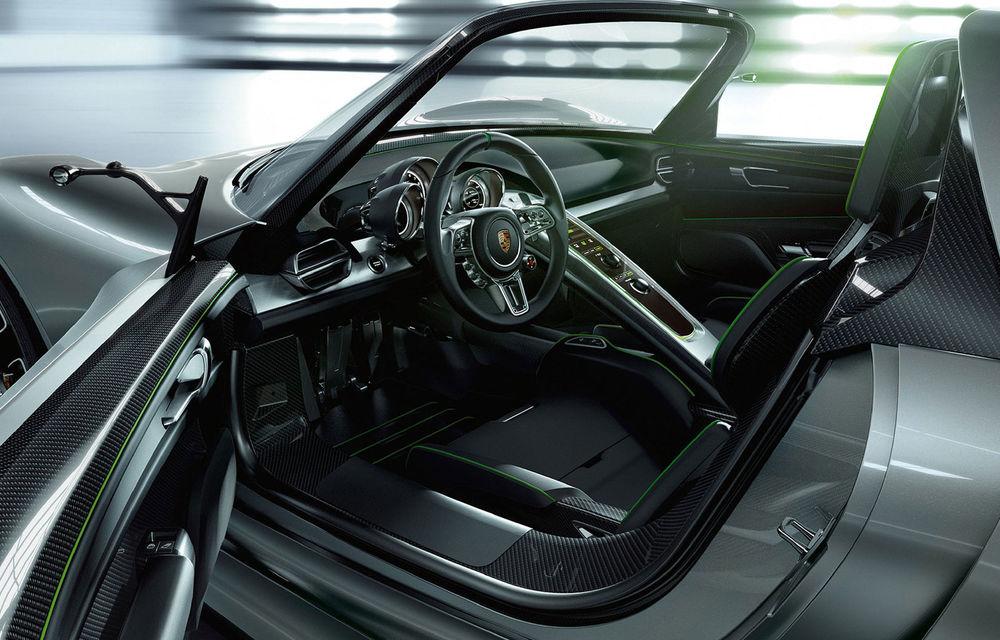 Porsche 918 Spyder, prezentat înainte de lansarea oficială - Poza 16