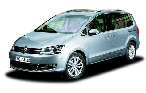 Volkswagen Sharan (2010-2015)